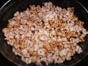 POP CORN AL CARAMELLO